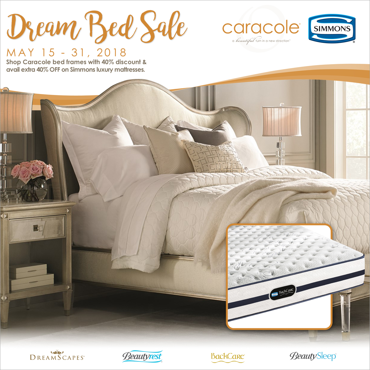 dream bed sale