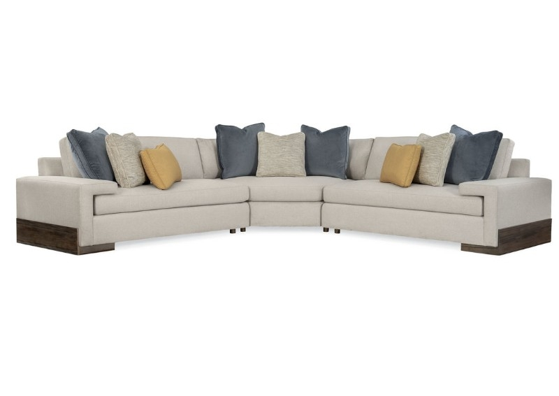 I'm Shelf-ish 3pc L-Type Sectional